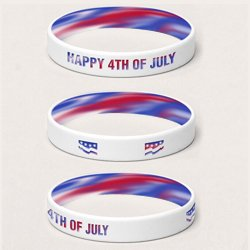 4th of July Wristbands