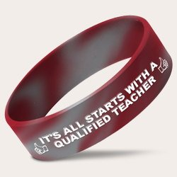 Teacher's Day Wristbands