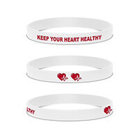 World Heart Day Bracelets