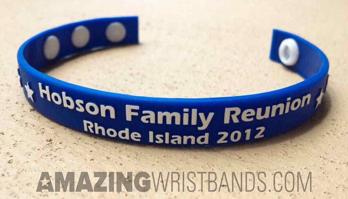 printed tyvek customized custom wristbands bands event greenflat yourtext