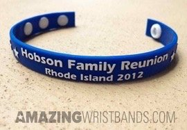 Adjustable Bracelets For Family Reunion