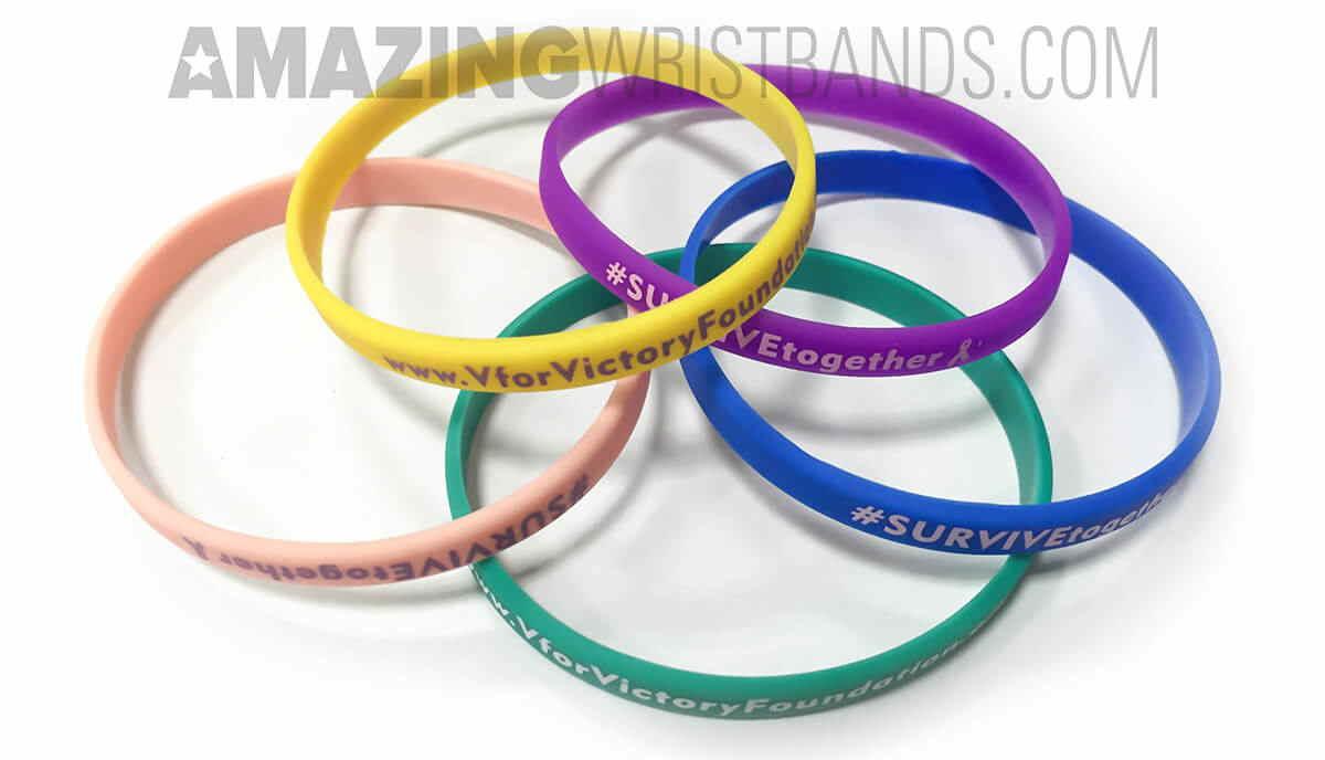 Quarter Inch Thin Bracelets