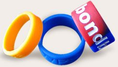 Custom Silicone Rings