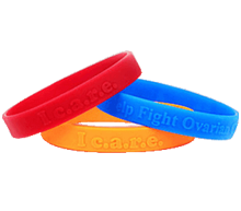 Embossed Wristbands thumbnail