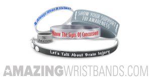 Grey Wristband Styles