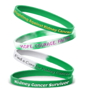 Design Kidney Cancer Awareness Bands