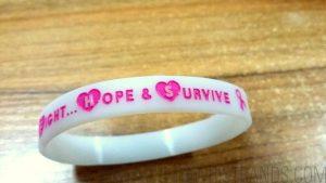 Custom Pink Bracelets