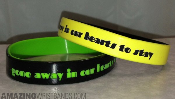 In Memory Of A Loved One Bracelets