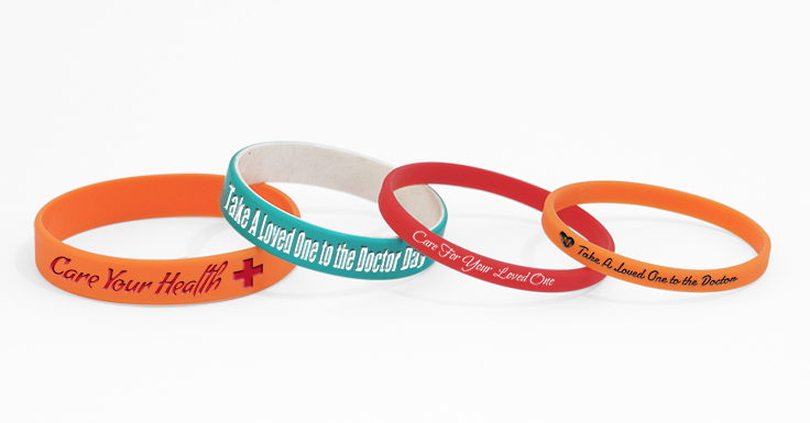 Doctor Day Wristbands