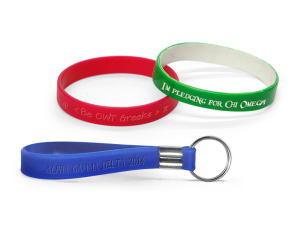 Sorority Wristbands