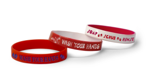 Hand Washing Wristbands