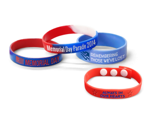 Custom Memorial Day Bands