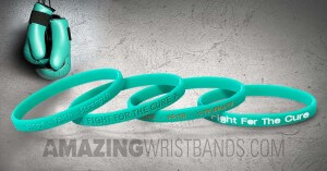 Custom Scleroderma Awareness Bracelets