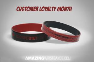 Wristbands To Appreciate Loyalty