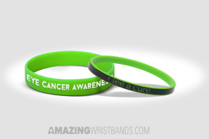 Eye Cancer Awareness Bracelets