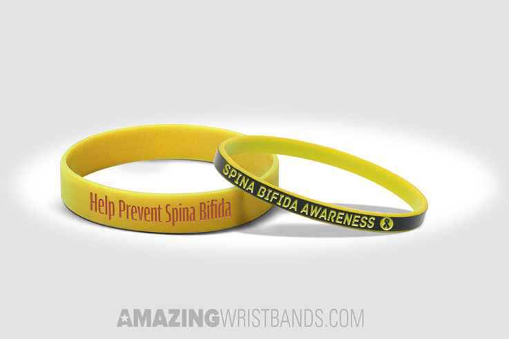 Spina Bifida Wristbands