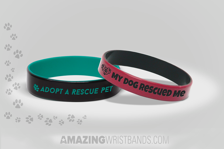 Awareness Bands To Rescue Pets