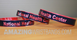 Health Center Week Bands