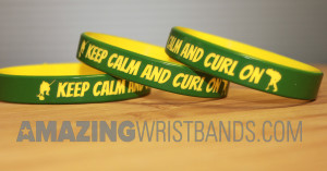 Curling Game Bracelets
