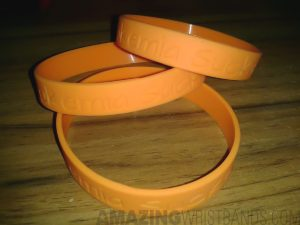 Orange Leukemia Bracelets