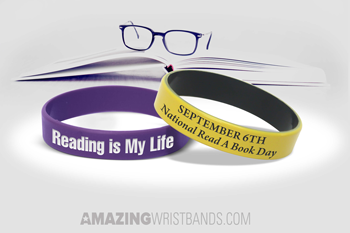 Motivate Book Reading Wristbands