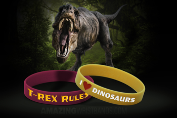 Special Effect Dinosaur Bands