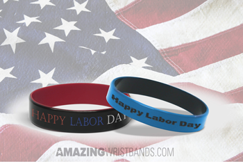 Labor Day Wristbands