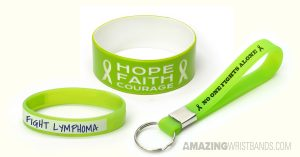 Lime Green Awareness Bands