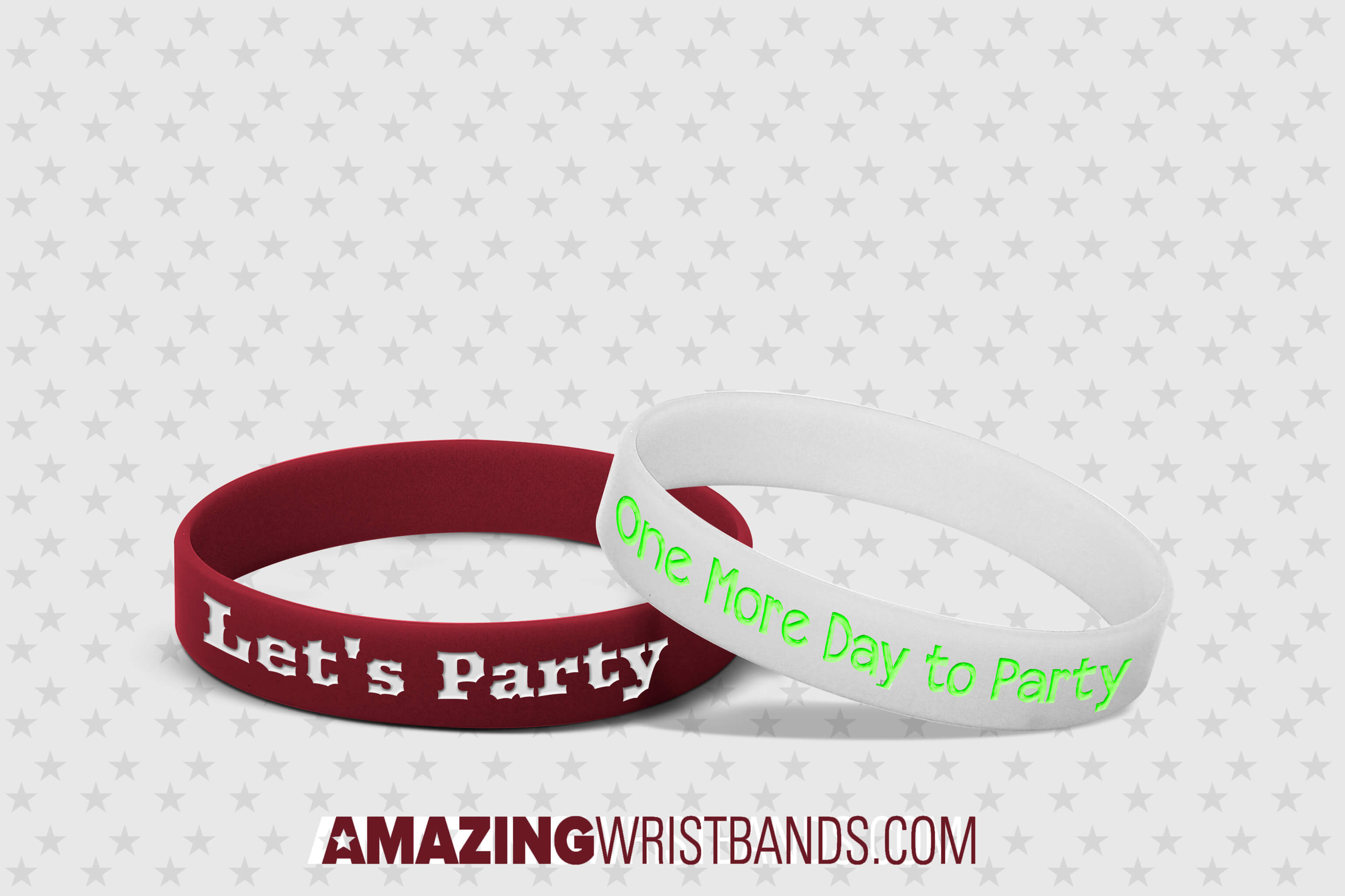 Bachelor Wristbands