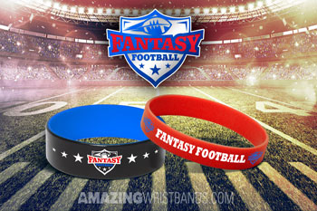Fantasy Football Wristbands