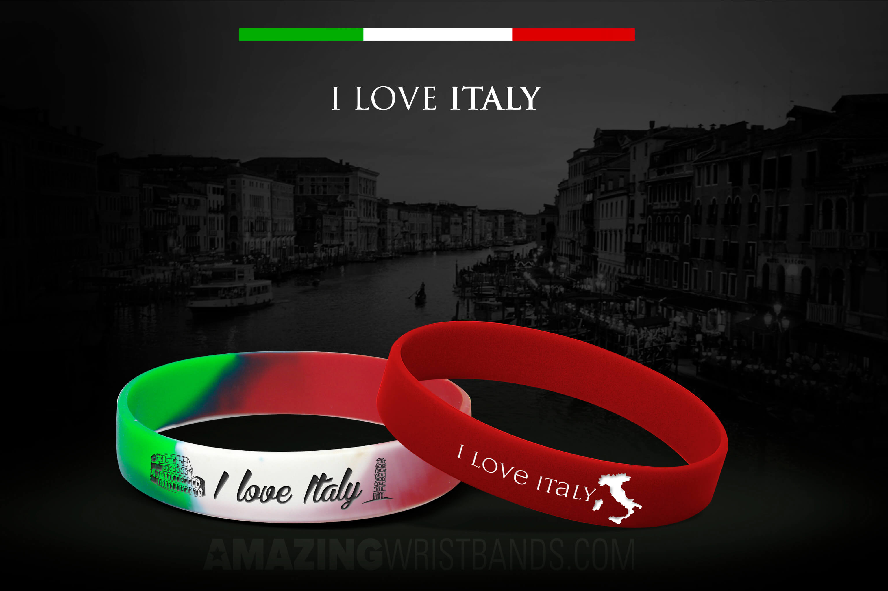 how to say i love italy