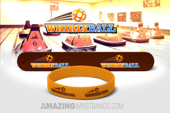 Whirlyball Wristbands