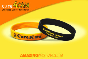 Wristband To Support Cure4Cam