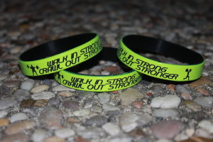 Custom CrossFit Wristbands