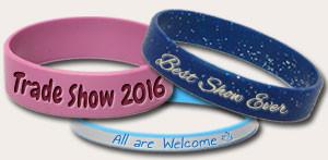 Bracelets For Fall Trade Show