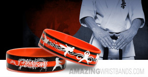 Karate Wristbands