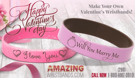 Unique Valentineu0027s Day Bracelets