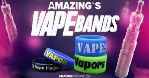Various Types Of Vape Bands