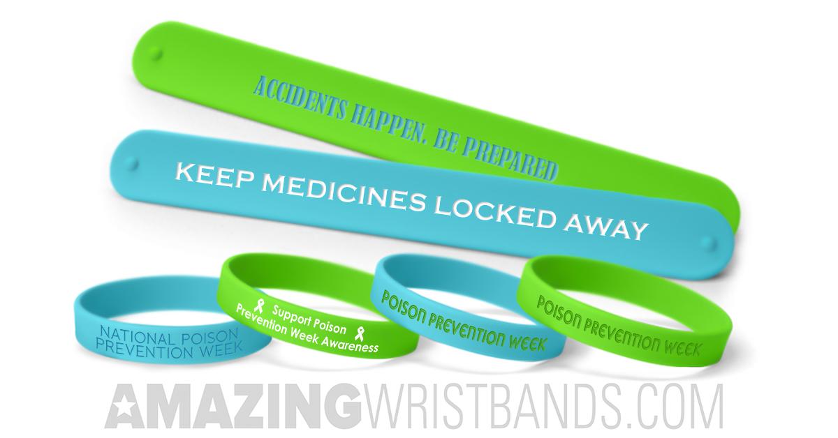poison-prevention-week-bracelets