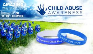 End Child Abuse Bracelets