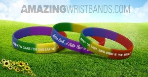 Earth Day Wristbands