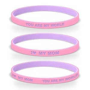 Personalized Mother's Day Wristband Gift