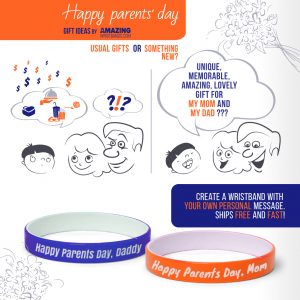 Infographics On Parent's Day Gifts