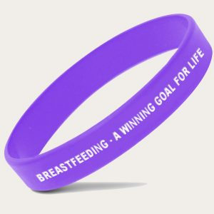 Wristbands To Support Breastfeeding Week