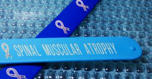 Custom Awareness Bracelets Blue