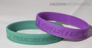 Custom Cancer Awareness Bracelets