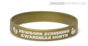 Custom Awareness Bracelets