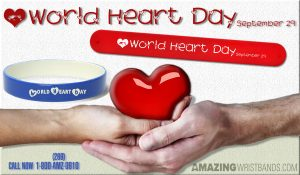 Support World Heart Day