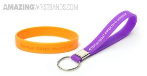 Custom ADHD Wristbands