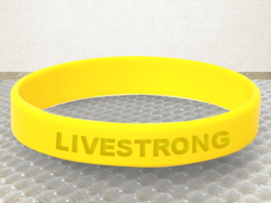 Livestrong Cancer Awareness Wristbands